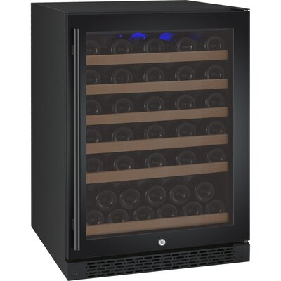 56 Bottle FlexCount Series Single Zone Freestanding Wine Cooler