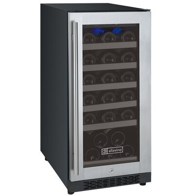 30 Bottle Flexcount Series Single Zone Freestanding Wine Cooler