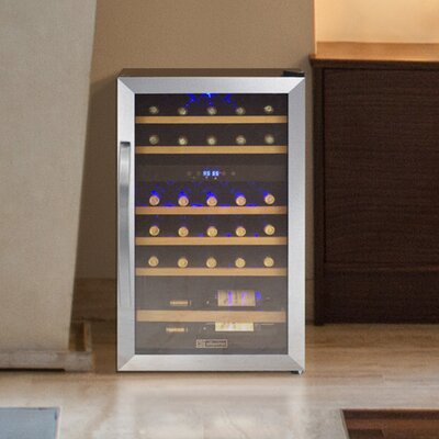 29 Bottle Cascina Dual Zone Freestanding Wine Cooler
