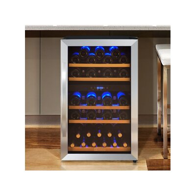 44 Bottle Cascina Dual Zone Freestanding Wine Cooler