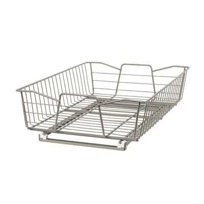 """Pull Out Drawer Size: 5"""" H x 14.5"""" W x 20.5"""" D"""