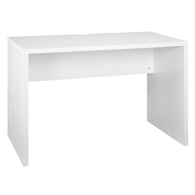 Computer Writing Desk Finish: White