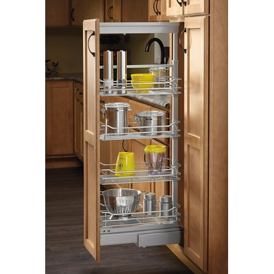 "51"" Kitchen Pantry Size: 14''"