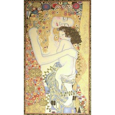 GK Art Sprl De La Femme by Gustav Klimt Tapestry