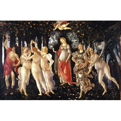 GK Art Sprl Spring by Botticelli Tapestry