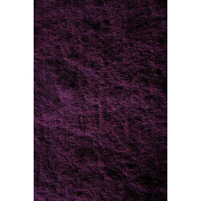 Devos Caby Lucia Purple Area Rug