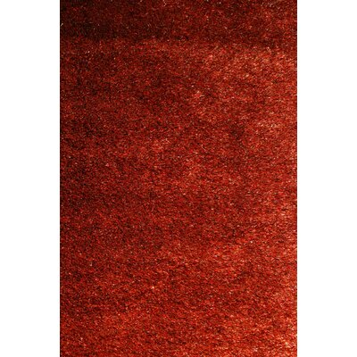 Devos Caby Lucia Red Area Rug
