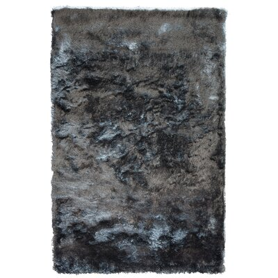 Devos Caby Lucia Black Area Rug