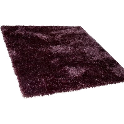 Devos Caby Love Purple Area Rug