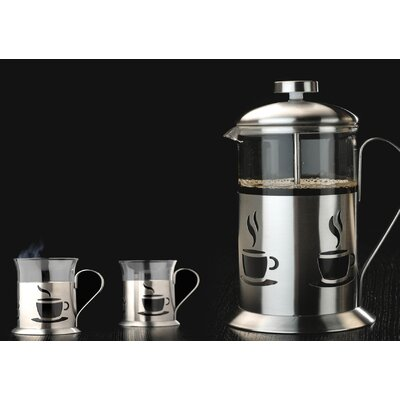 CookNCo 3 Piece Coffee Set