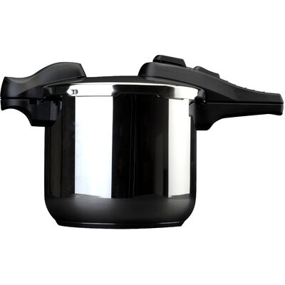 CookNCo Capacity 1.06-Quart Pressure Cooker