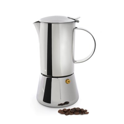 Studio Stovetop Espresso Maker Capacity: 10.14 Oz.