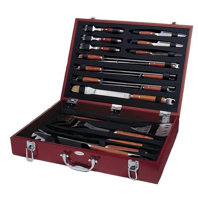 Forged BBQ 25-Piece Grilling Tool Set