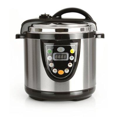 6.3 Qt. Electric Pressure Cooker