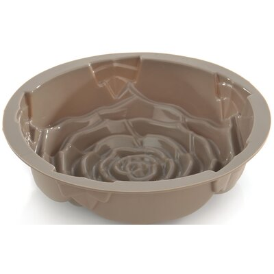 Studio Non-Stick Round Rose Cake Pan