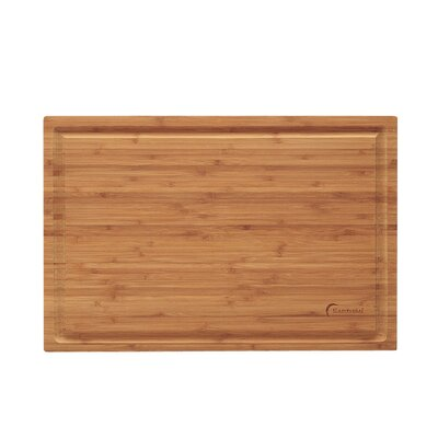 Earthchef Bamboo Professional Chopping Board