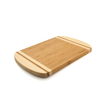 Bamboo Chopping Board Size: Medium