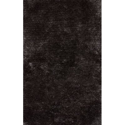 GP Rugs Monaco Hand-Woven Dark Grey Area Rug