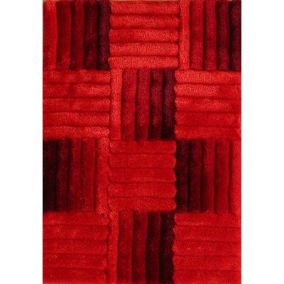 GP Rugs Olymp Red Area Rug