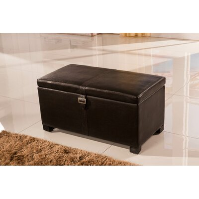 Royal Comfort Upholstered Storage Bench