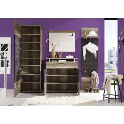 Bel Étage Garderoben-Set Chill