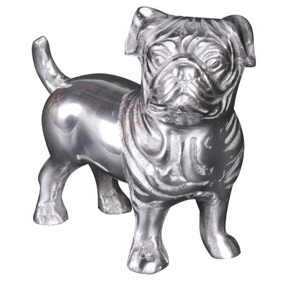 Bel Étage Figur Hund Bulldogge