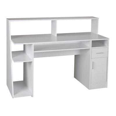 Bel Étage Schreibtisch mit Tastaturauszug