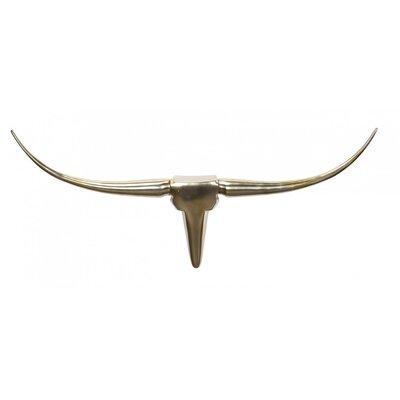 Bel Étage Wanddekoration Geweih Bull