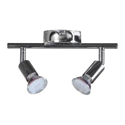 Bel Étage Volles Schienenbeleuchtungsset 2 -flammig Strahler