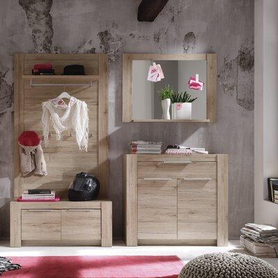 Bel Étage 4-tlg. Garderoben-Set Fashion