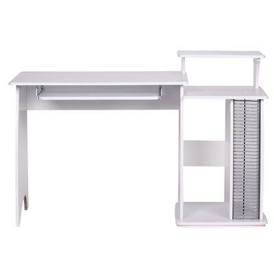 Bel Étage Computertisch mit Tastaturauszug