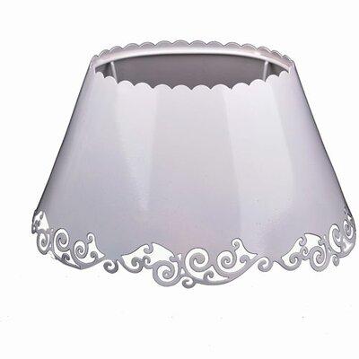 Bel Étage 25 cm Lampenschirm Löwen aus Metall