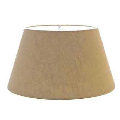 Bel Étage 30 cm Lampenschirm aus Leinen