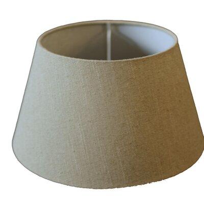 Bel Étage 35 cm Lampenschirm Liona aus Leinen
