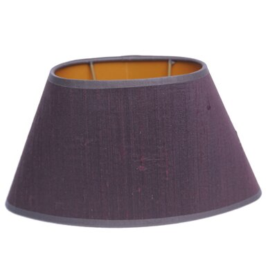 Bel Étage 24 cm Lampenschirm aus Seide