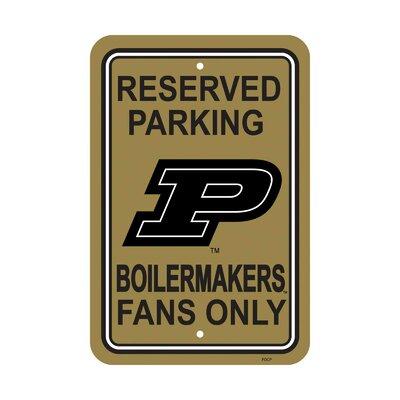 NCAA Parking Sign NCAA: Purdue Boilermakers