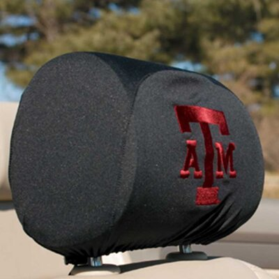 NCAA Car Head Rest Covers NCAA: Texas A&M Aggies