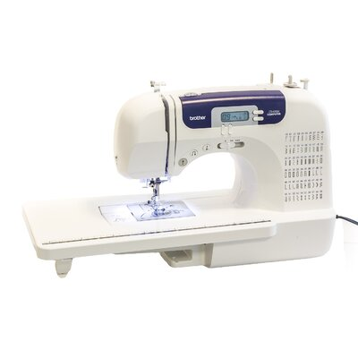 Computerized 60 Stitch Sewing Machine