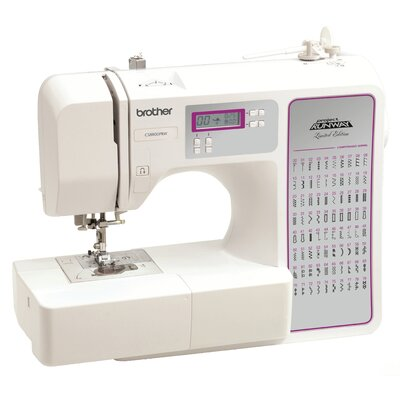 Computerized 80 Stitch Sewing Machine