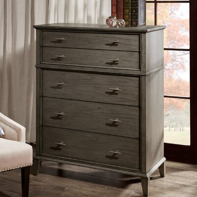 Yardley 5 Drawer Accent Chest