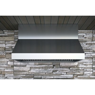 "42"" Essentials 1200 CFM Ducted Wall Mount Range Hood"
