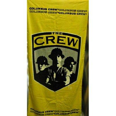 MLS 100% Cotton Beach Towel MLS Team: Columbus Crew