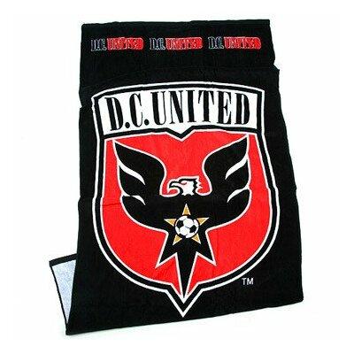 MLS 100% Cotton Beach Towel MLS Team: D.C. United