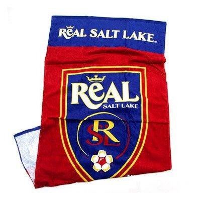 MLS 100% Cotton Beach Towel MLS Team: Real Salt Lake