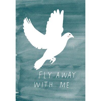 Hanna Melin Fly Away with Me Art Print