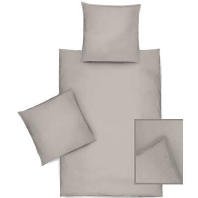 Dormisette Bettwäsche-Set aus Baumwollflanell