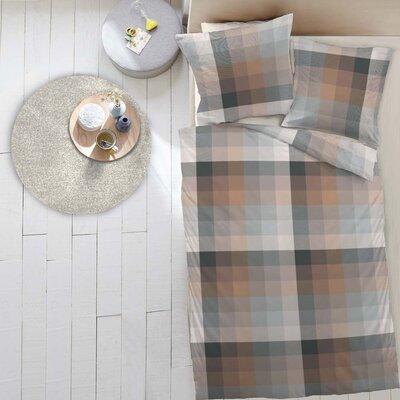 Dormisette Bettwäsche-Set CityLife aus 100% Mako-Baumwolle