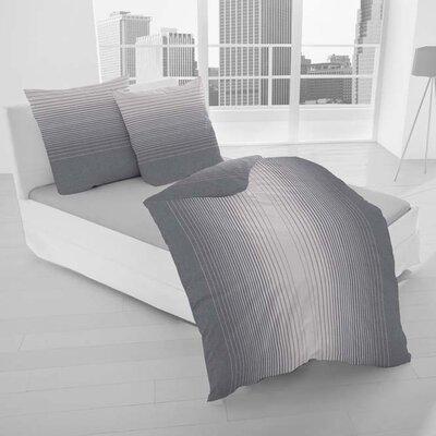 Dormisette Bettwäsche-Set  aus 100% Baumwollflanell
