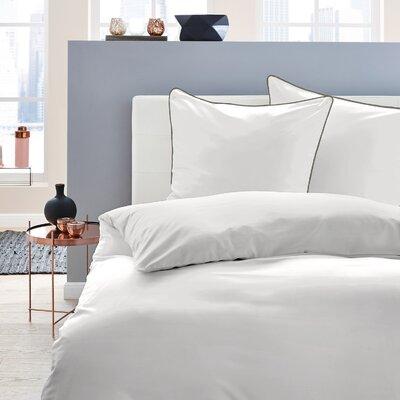 Dormisette Bettwäsche-Set SatinDeluxe aus 100% Mako-Baumwolle
