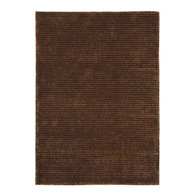 Carpezza Antica Hand-Woven Brown Area Rug